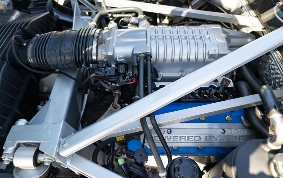 Ford GT engines built by tuner shops have proven capable of withstanding 1000 horsepower.
