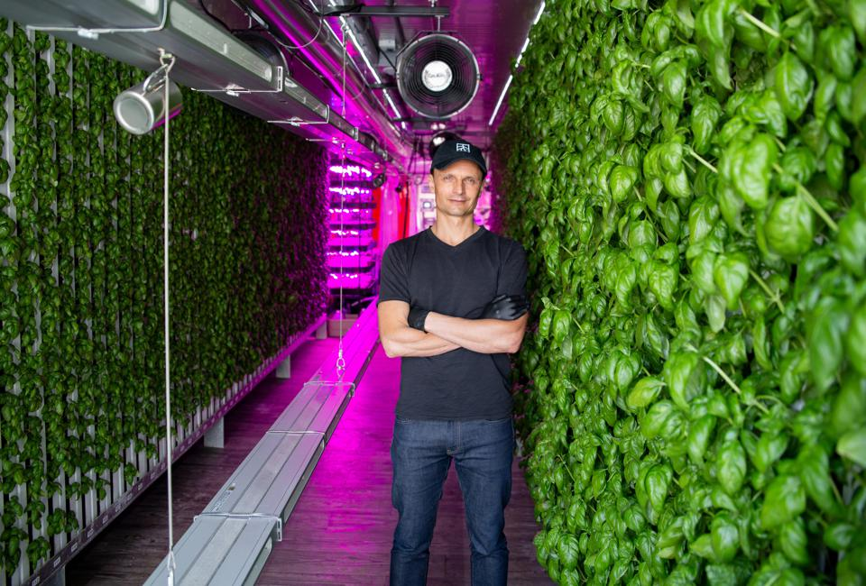 Purpose At Work: How Square Roots Is Growing A Sustainable Food Movement