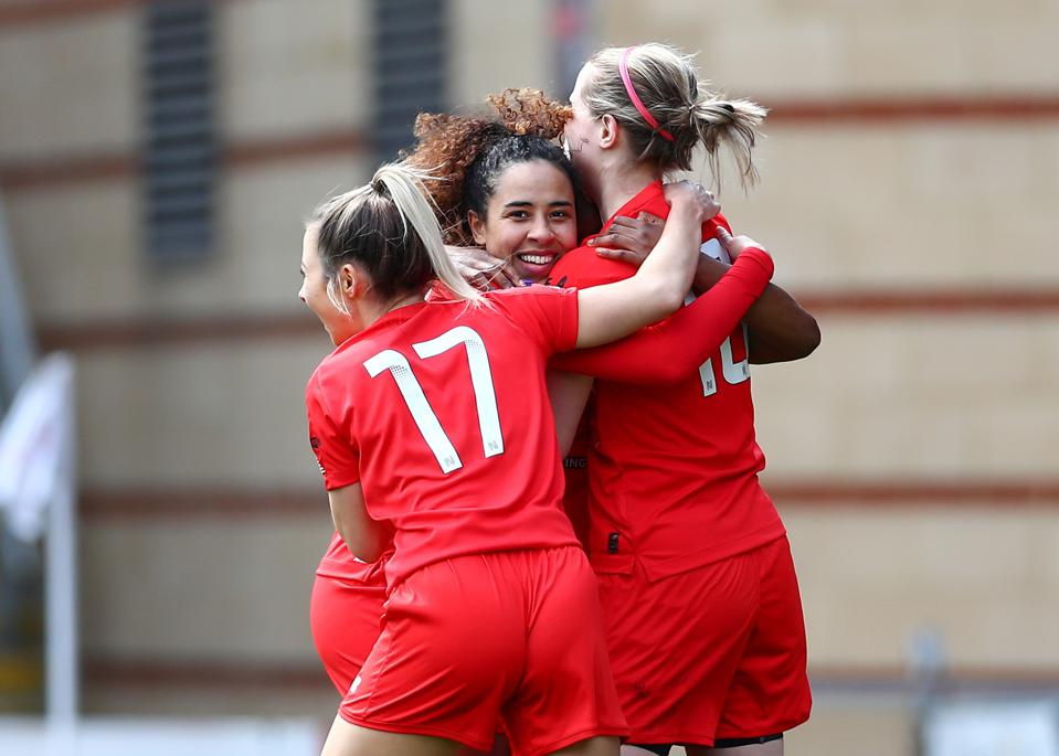 Leyton Orient WFC v Chichester & Selsey Ladies: Vitality Women's FA Cup Third Round