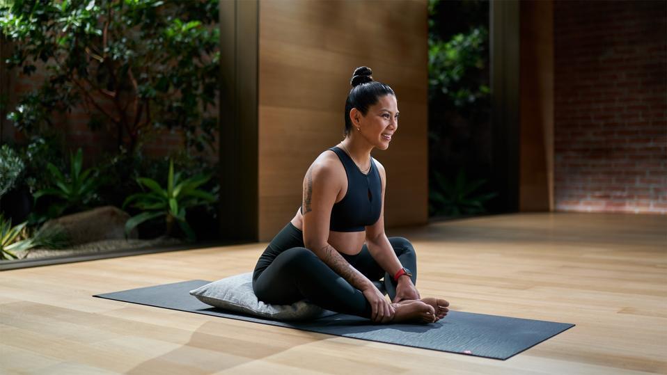 Gli allenamenti per le donne incinte sono ora inclusi in Apple Fitness +
