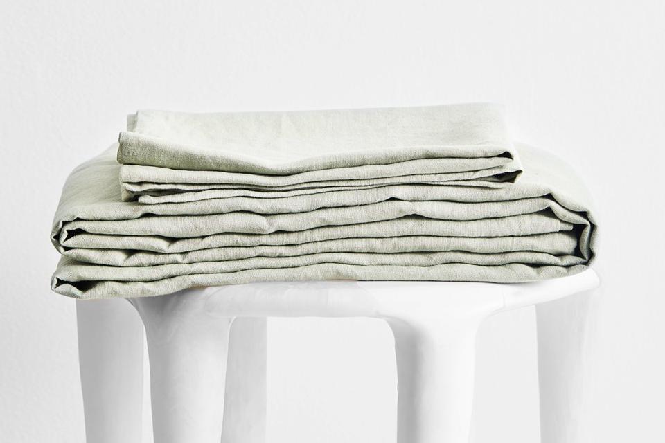 Drift 100% Flax Linen Sheet Set