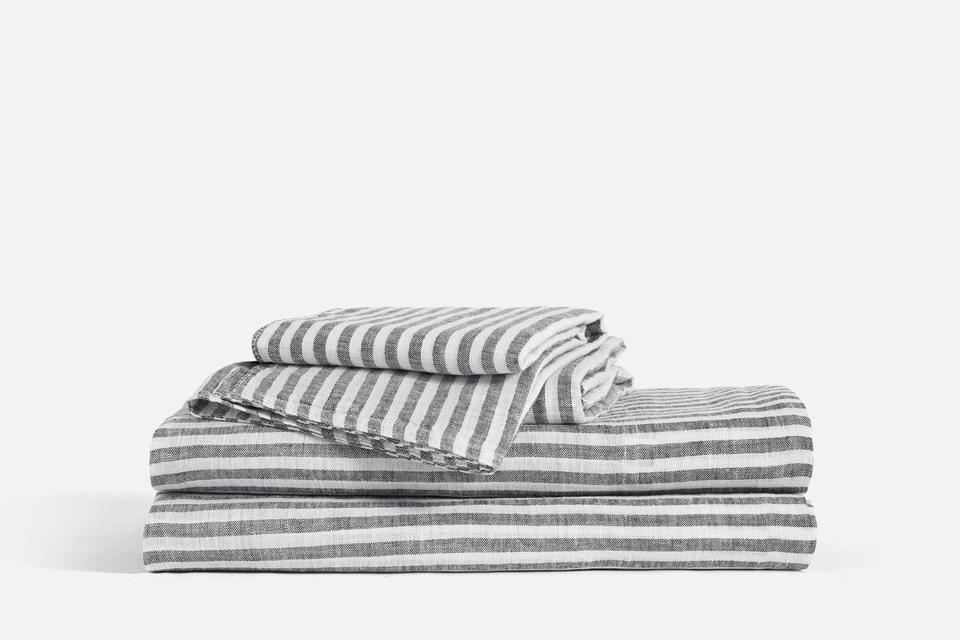 Linen Core Sheet Set