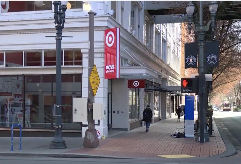 Target Portland Oregon