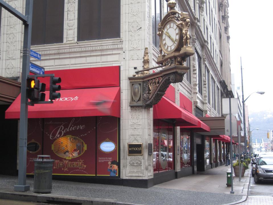 Macy's Pittsburgh
