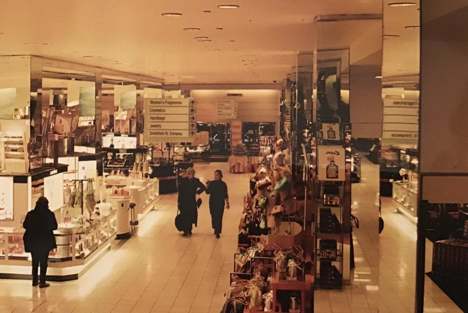 Target Kaufmann's Pittsburgh