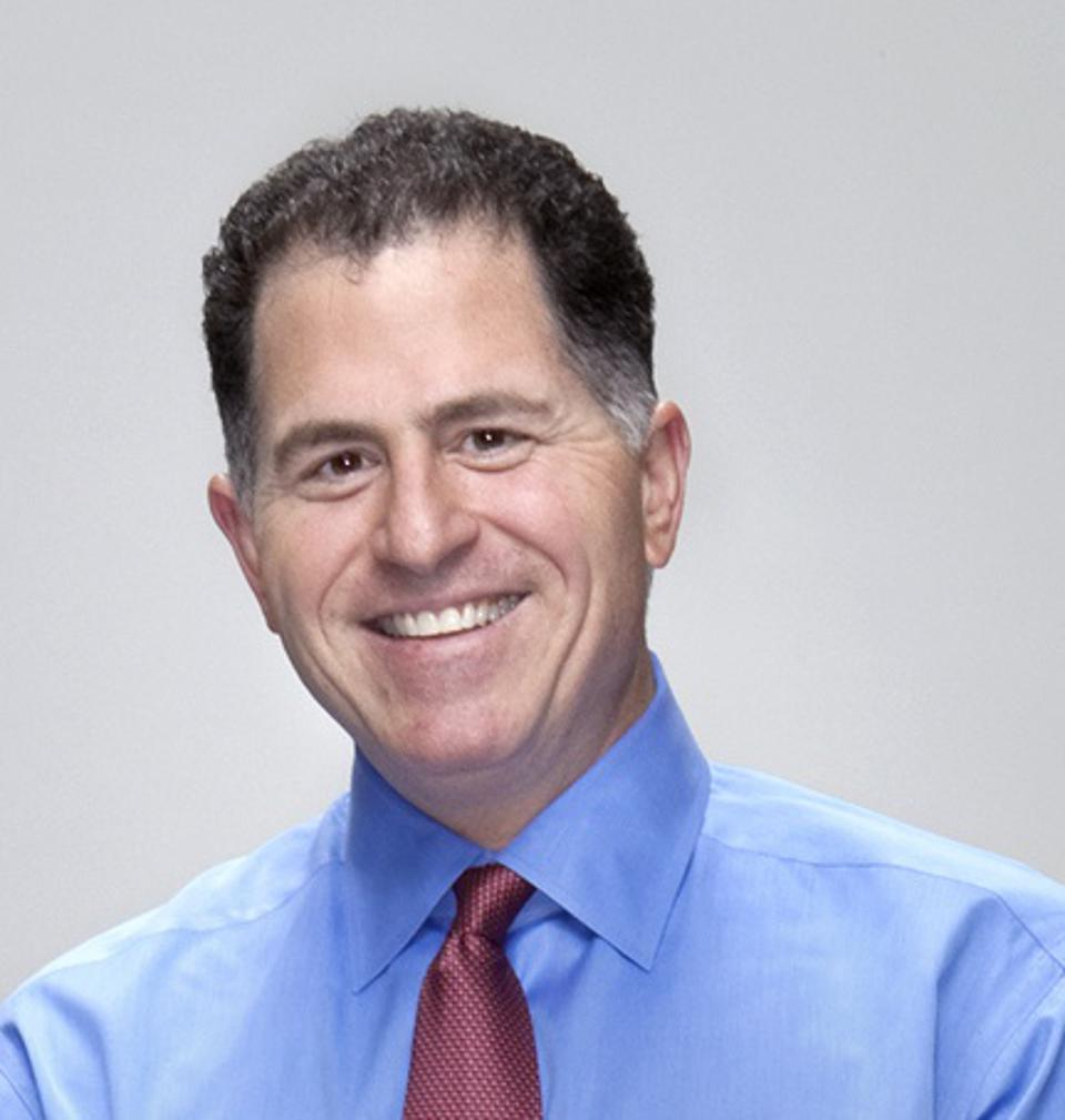 Michael Dell, Chairman & CEO of Dell Technologies