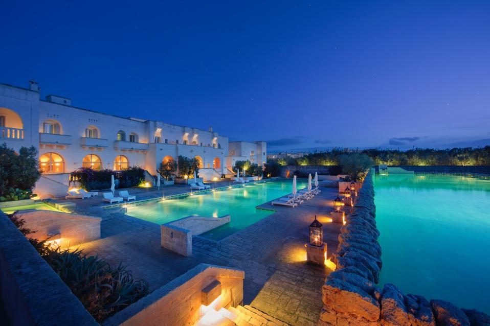 Hotel Borgo Agnazia en Apulia