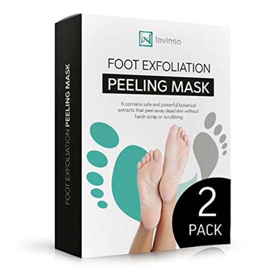 Best Deals: Lavinso Foot Peel Mask (Set of 2)