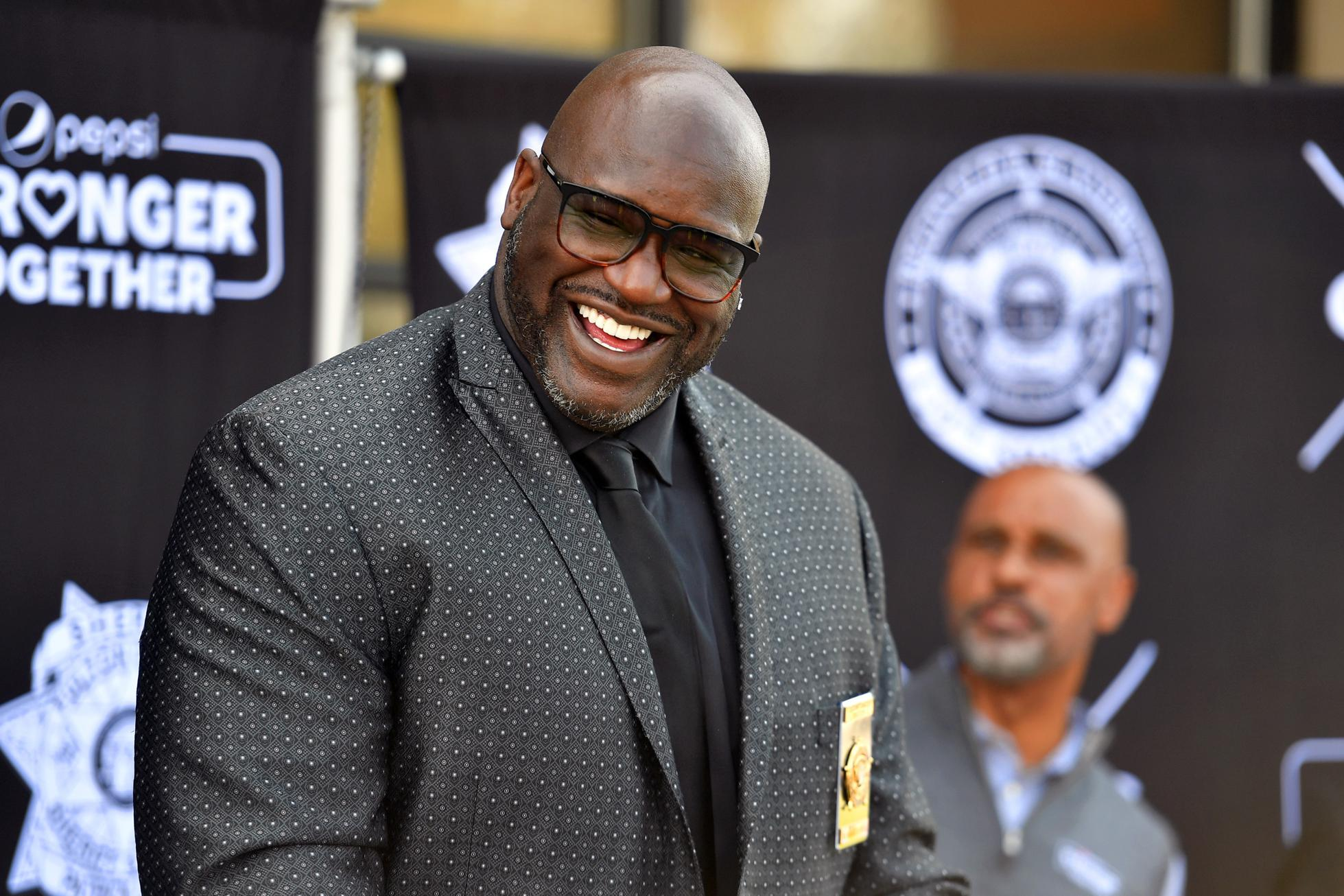 Pepsi Stronger Together, The Close the Gap Foundation & Shaquille O'Neal Announce Atlanta Law Enforcement Training