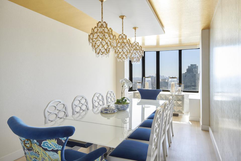 dining room yorkville apartment 52 East End Avenue, Apartment 35 New York, NY