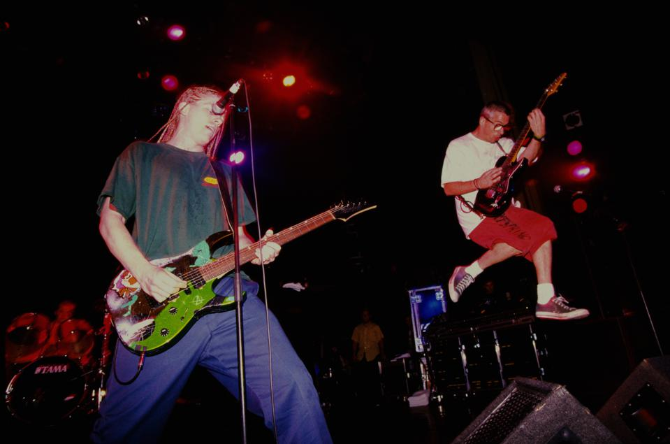 The Offspring, 1995