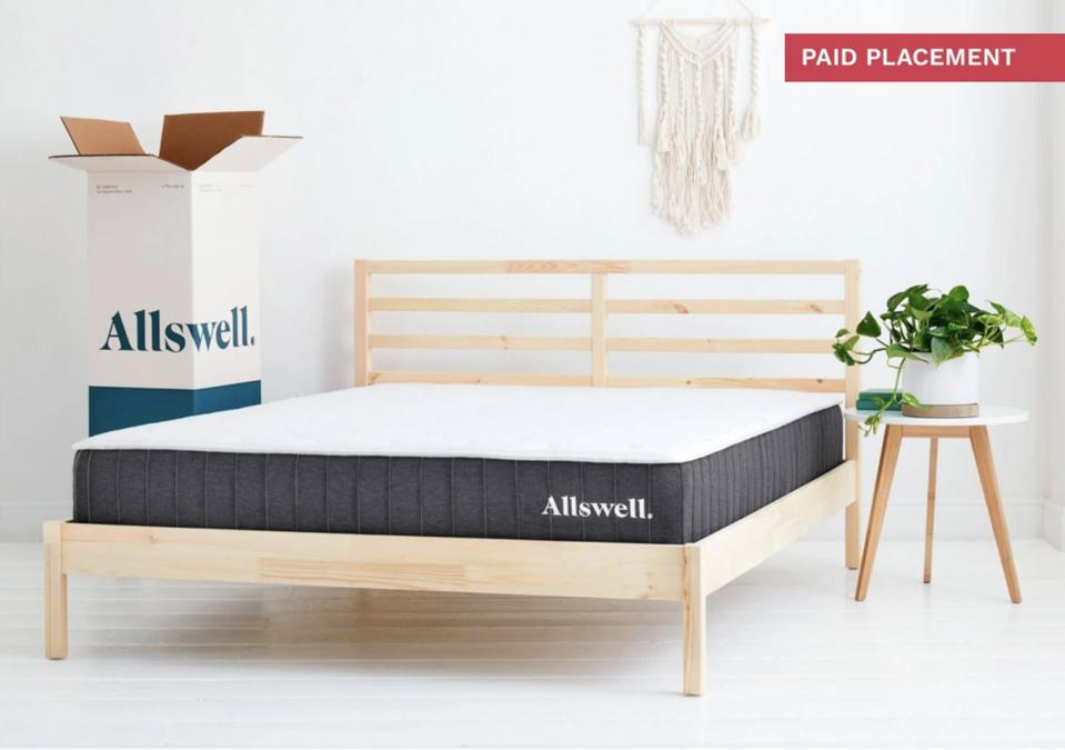 Best deals: Allswell Hybrid Mattress (Queen)