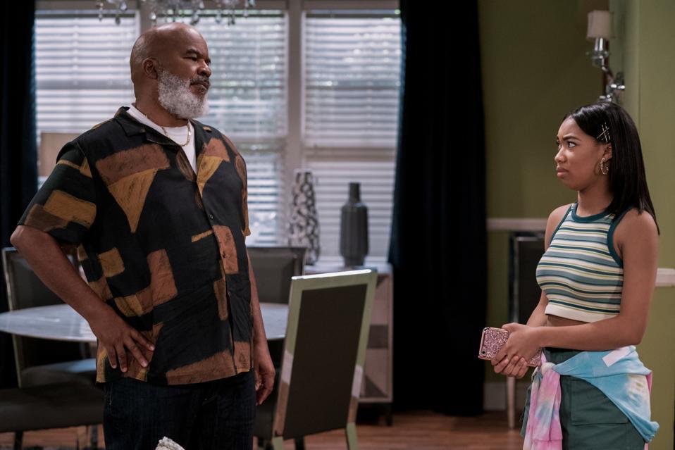 David Alan Grier, Dad Stop Embarrassing Me, Jamie Foxx, Netflix, In Living Color, reboot