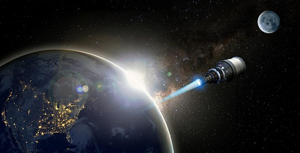 DARPA's DRACO program seeks to develop nuclear propulsion for a future orbital spacecraft.