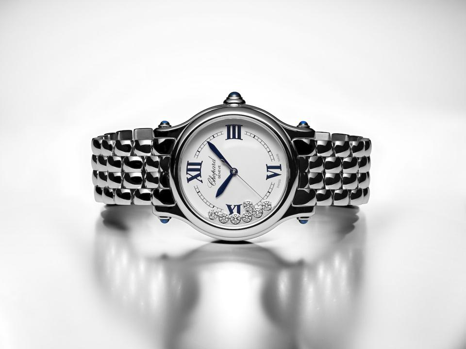 Chopard Happy Sport, the First