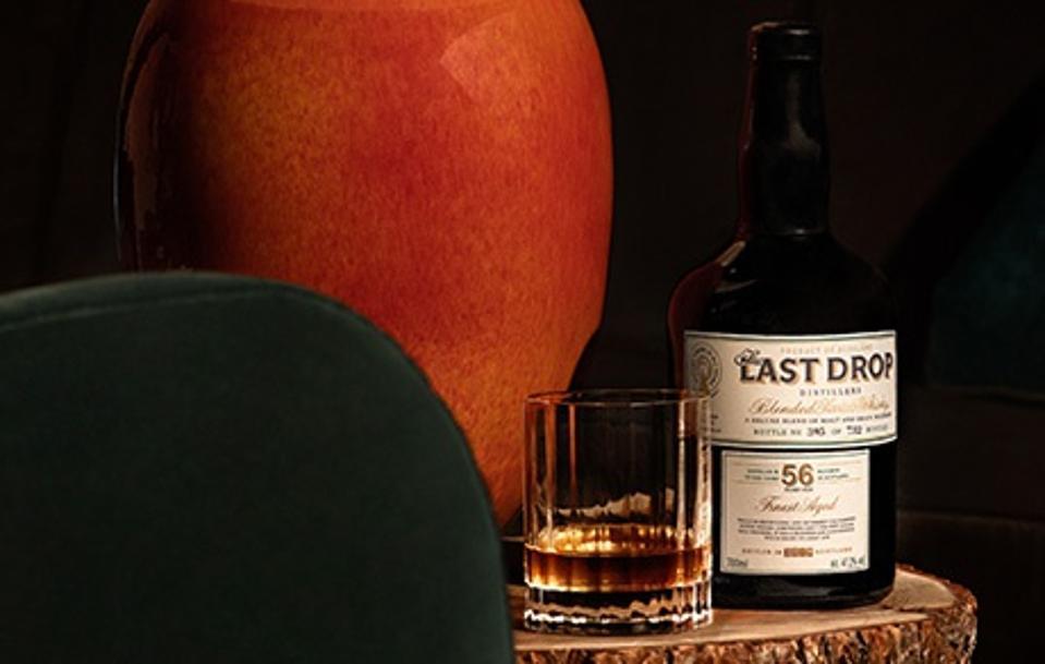 The Last Drop Blended Scotch Whisky, 56 YO