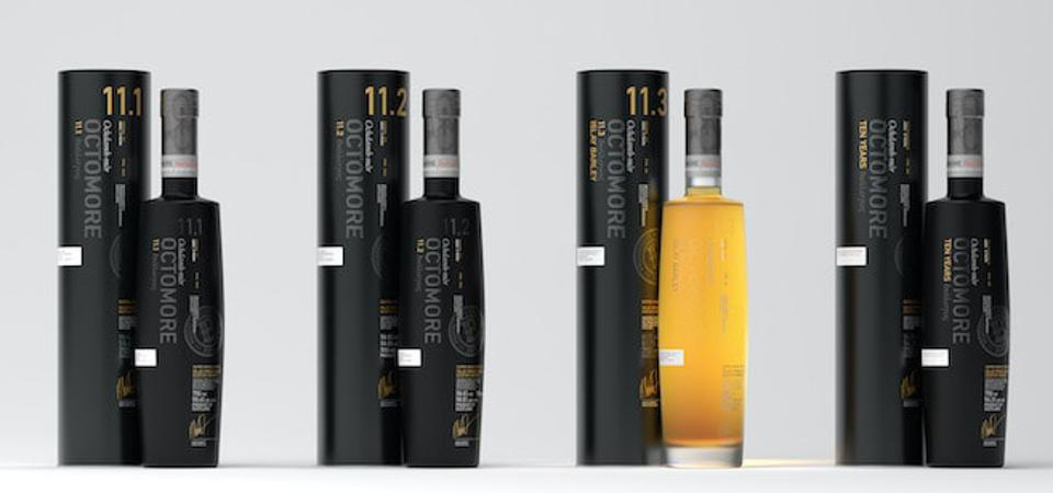 The latest Octomore releases