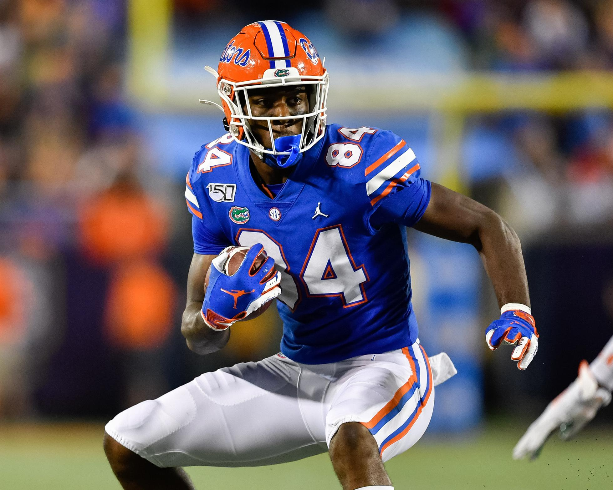 Florida tight end Kyle Pitts.