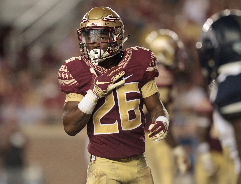 Florida State Seminoles defensive back Asante Samuel Jr.