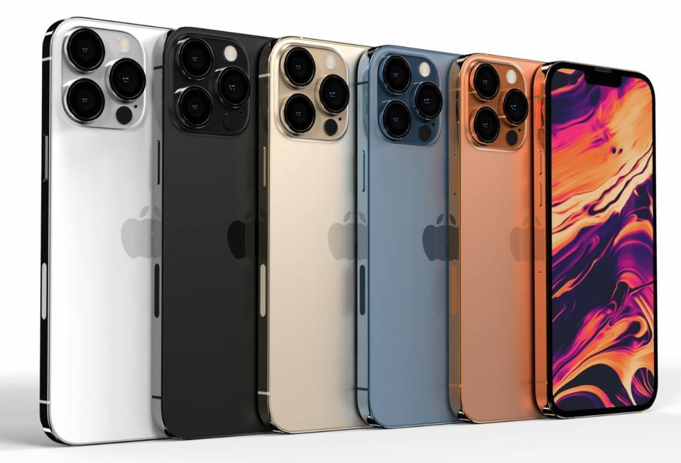 Apple iPhone 13 स्कैमेटिक्स लीक से पता चलता है बड़े पैमाने पर नए कैमरे