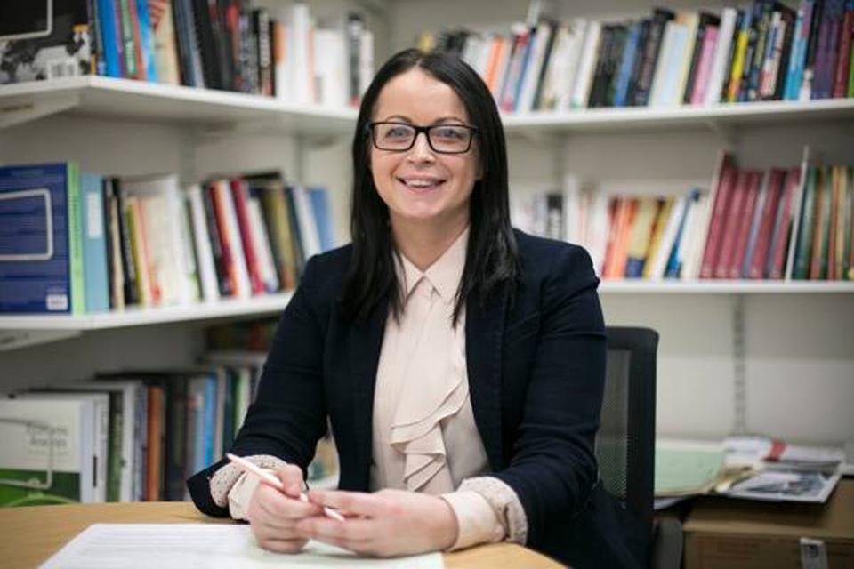 Dr. Grace Lordan is on the faculty of the London School of Economics.