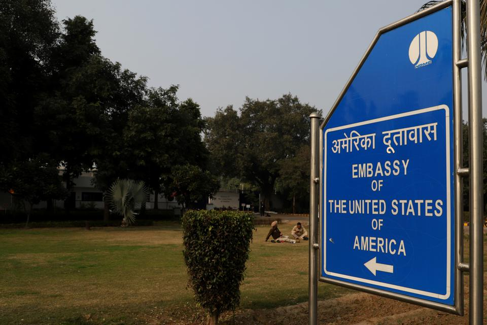 Embassy Of The United States In New Delhi