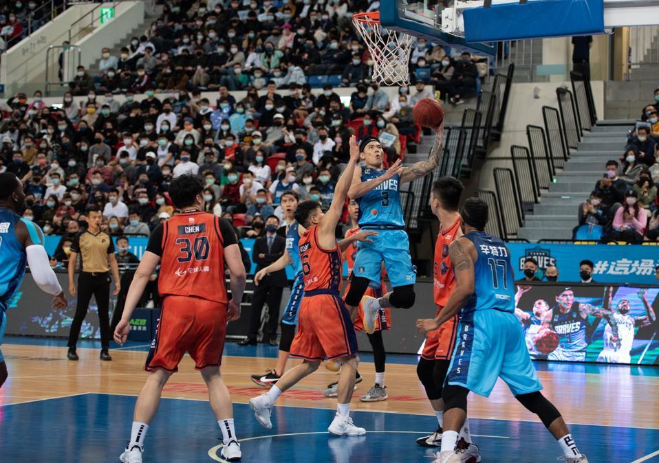 Taipei Fubon Braves v Taoyuan Pilots - P.League+