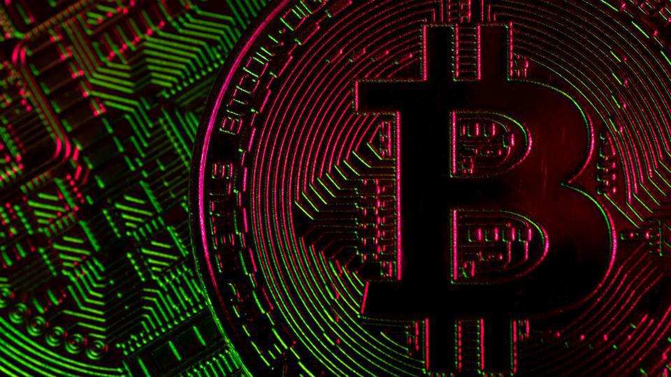 Bitcoin, cryptocurrency image