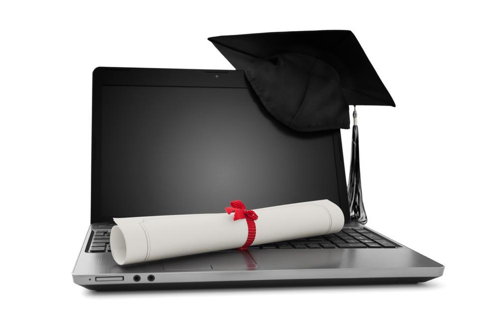 E-learning graduation