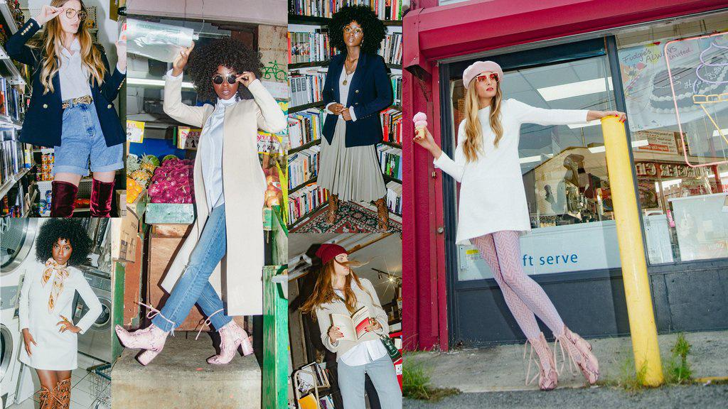 From work to a walk to the farmer's market: fashion startups like Classic Six create capsule collection wardrobes that suit an array of occasions and seasons.