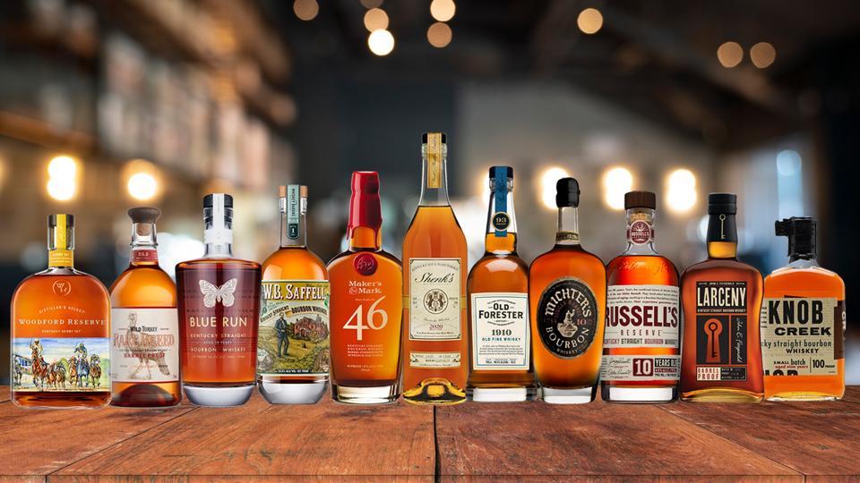 Best Bourbons for Kentucky Derby 2021