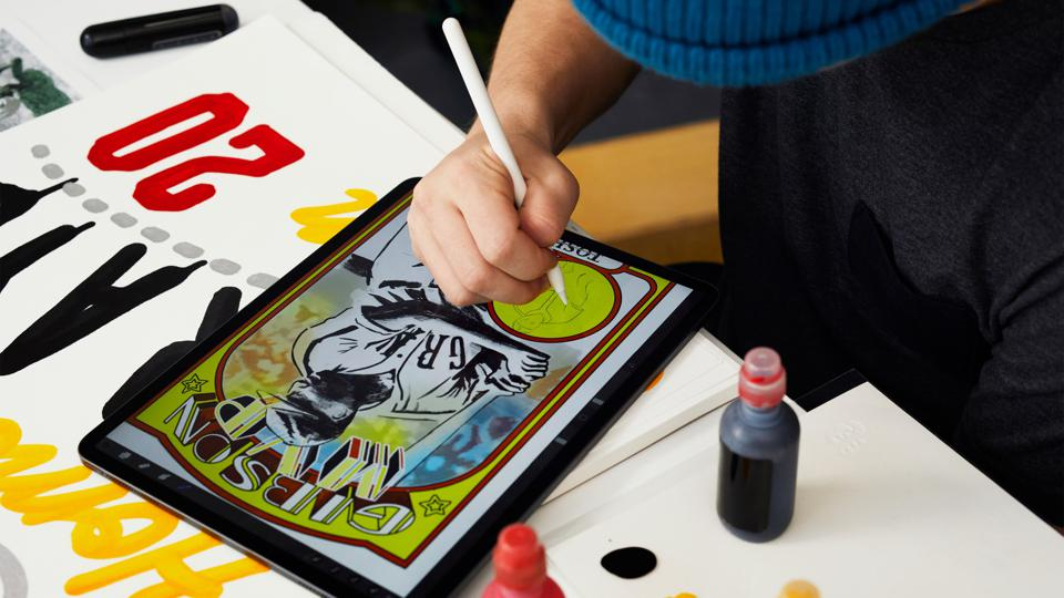 Is this second-gen Apple Pencil about to be upgraded?