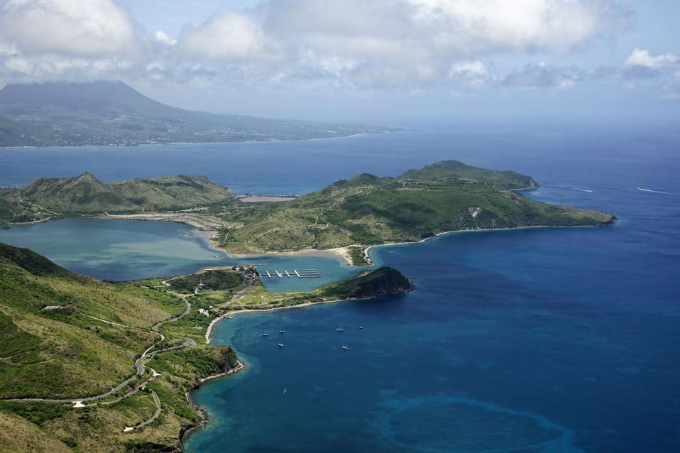 The Caribbean, Saint Kitts and Nevis