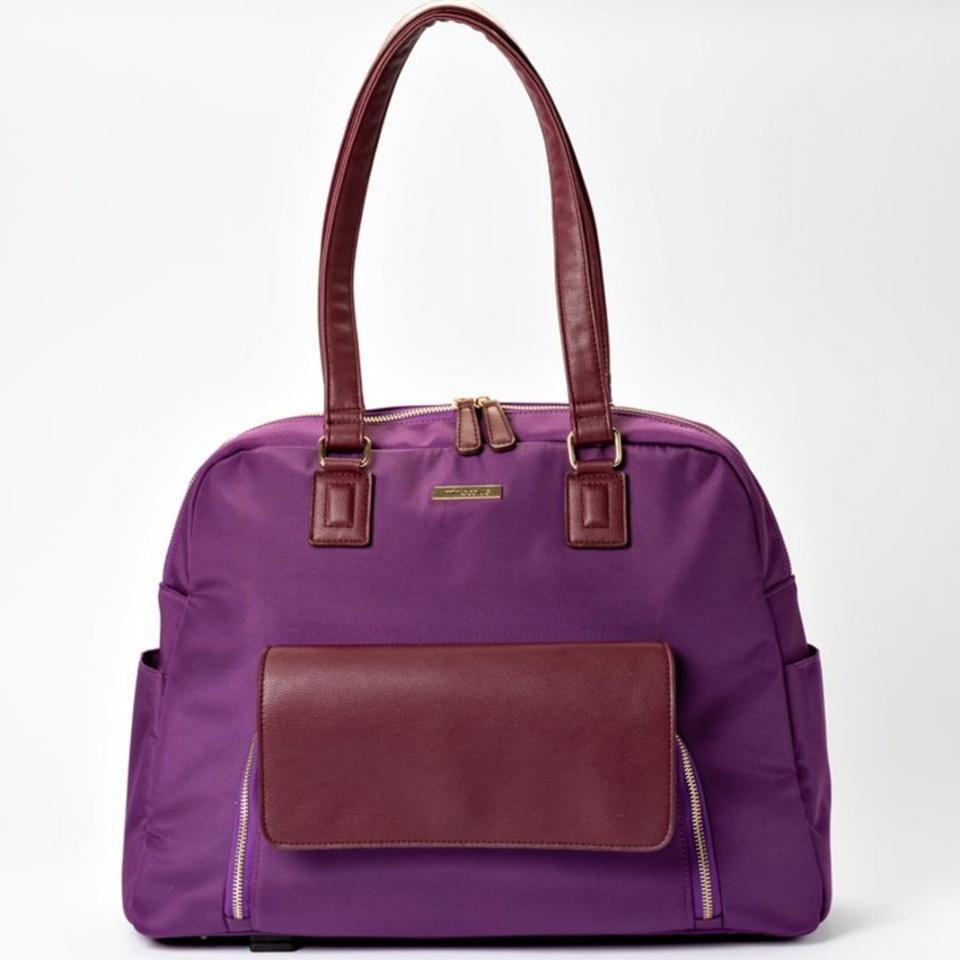 MinkeeBlue Carly Tote Bag