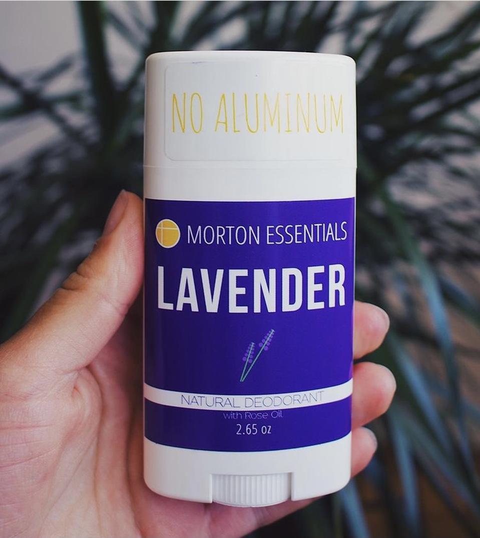 Morton Essentials Lavender Natural Deodorant