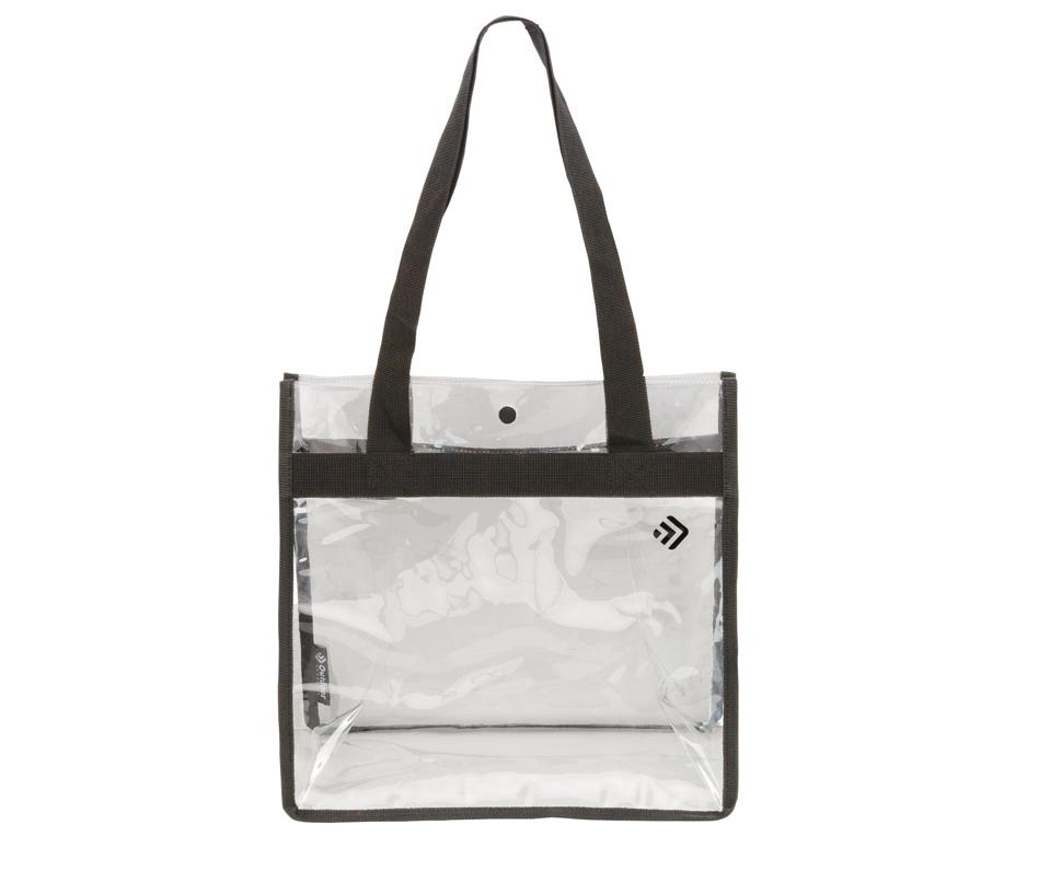 6. Courtesy of Outdoor Products  7. The Outdoor Products Clear Sport Beach Tote Bag