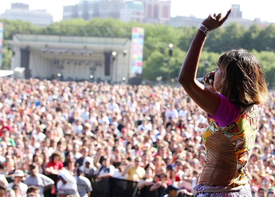 Livestreaming enables brands to own the culture of a music event vs. just attach to it.