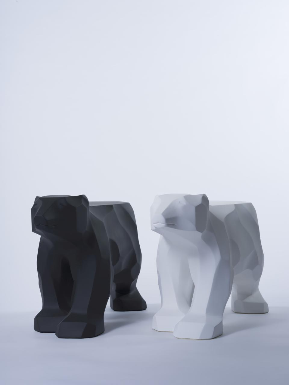 Walking Bears - Moss and Lam's Collaboration with Holly Hunt