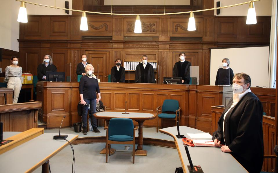 Trial for a series of rapes