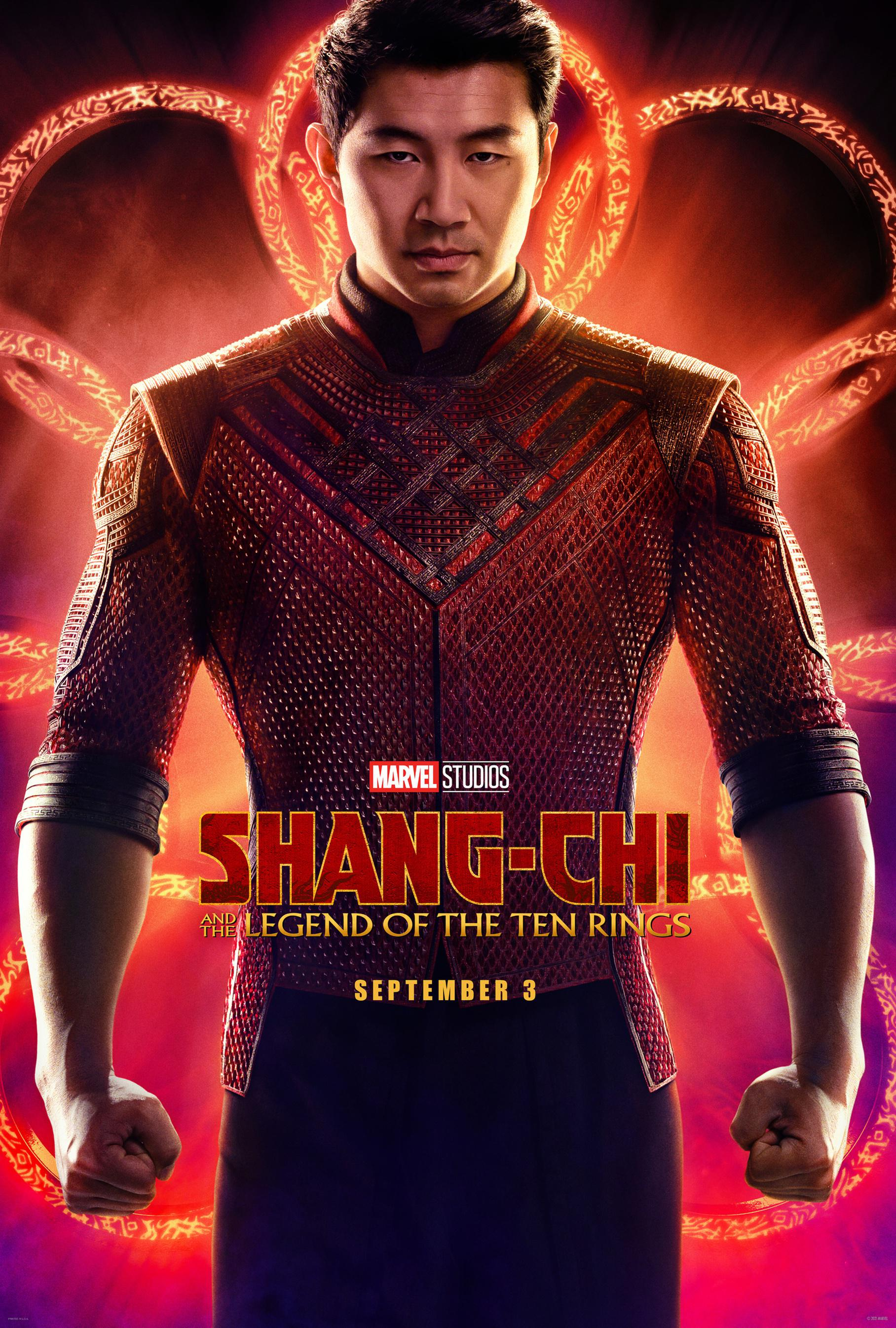 'Shang-Chi and the Legend of the Ten Rings'