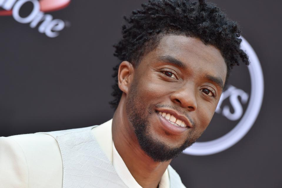 Chadwick Boseman has been nominated posthumously for an Oscar. Photo by Axelle/Bauer-Griffin/FilmMagic.