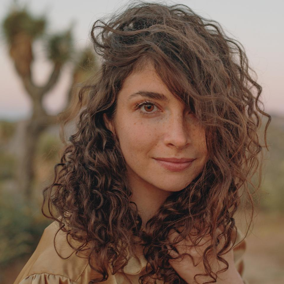 Madison Margoline, co-founder of DoubleBlind and Jewish Psychedelic Summit