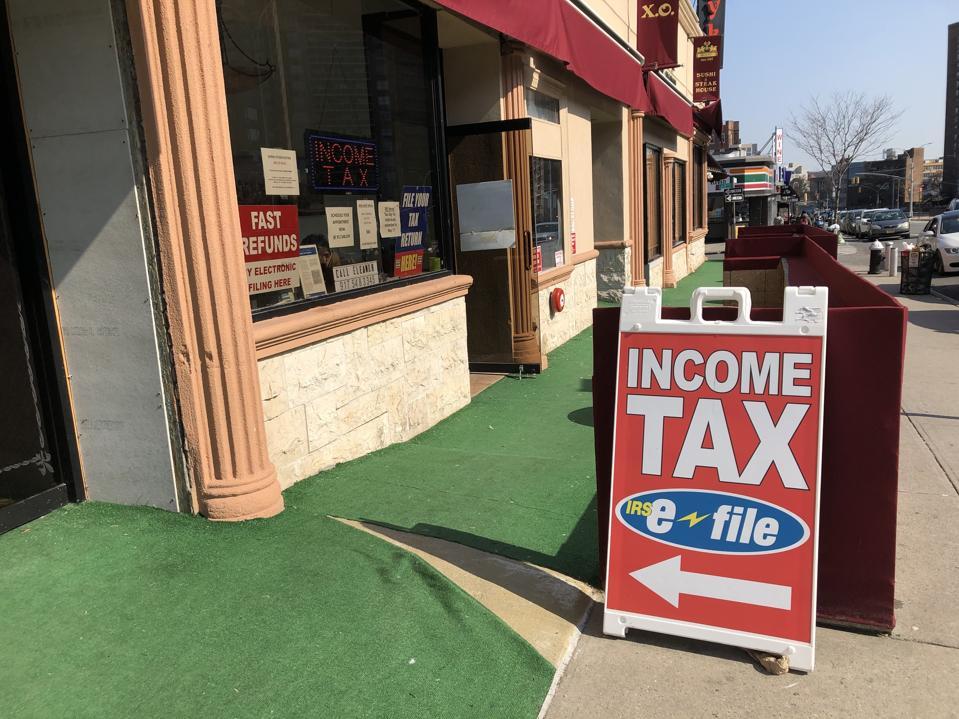 e-file sign for Income Tax preparation, Queens, New York