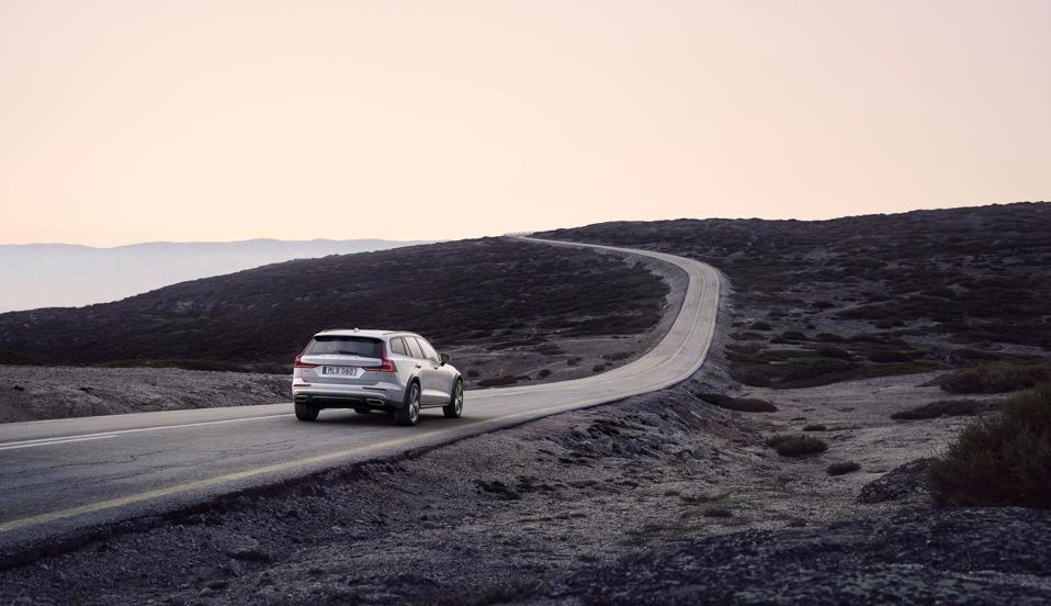 2021 Volvo V60 Cross Country T5 AWD