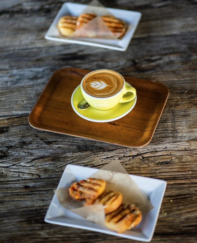 Sagrado Cafe.