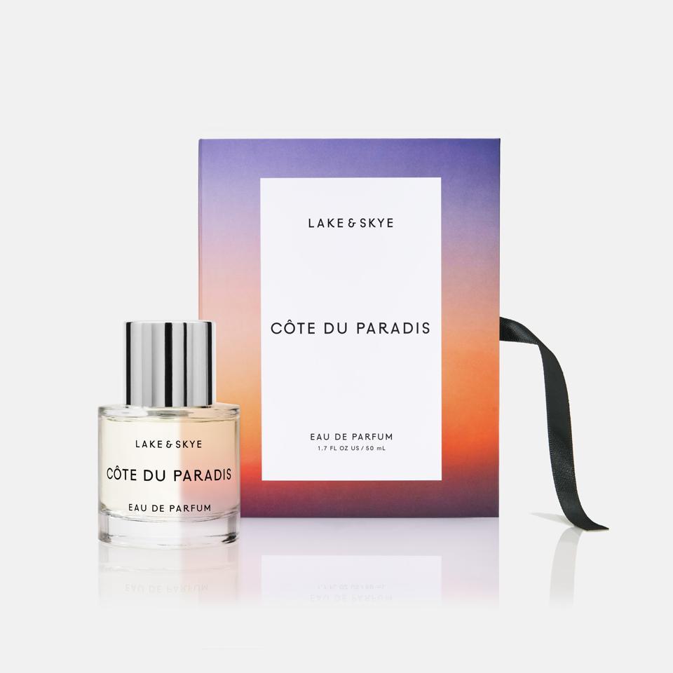 Lake & Skye's Côte du Paradis Eau de Parfum