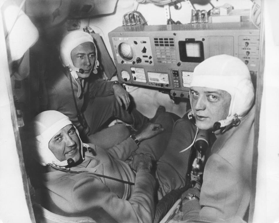 Soyuz 11 Crew