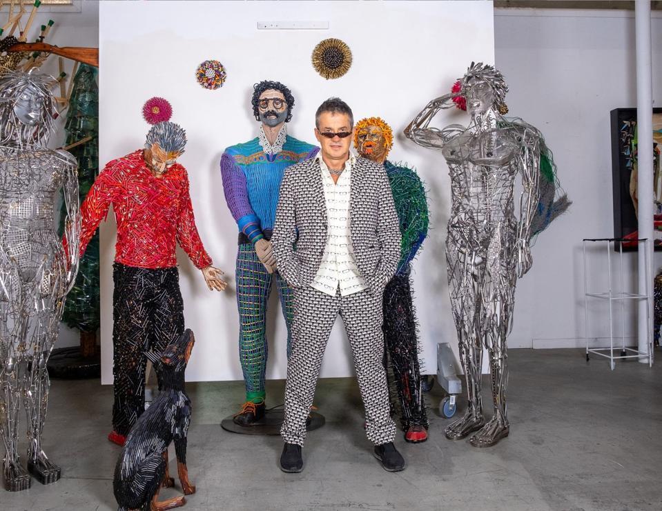 Federico Uribe. Miami. Artist.