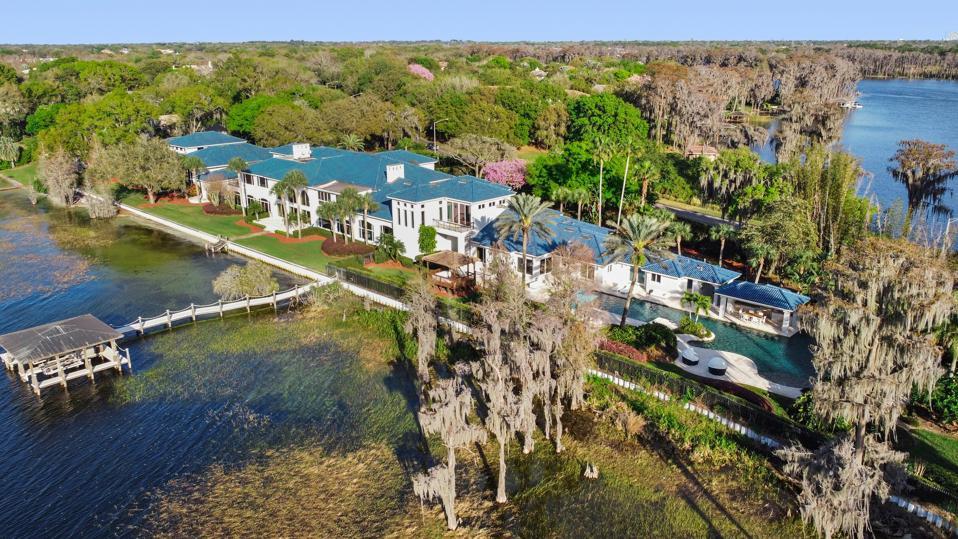 Sprawling Florida estate