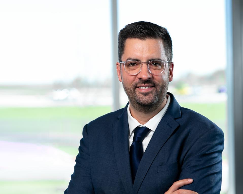 Blake Teipel, CEO of Essentium